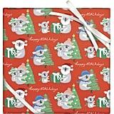 Happy Koala Days Wrapping Paper