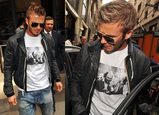 8/5/2009 David Beckham