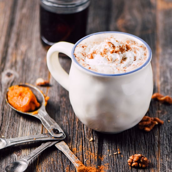 Healthy Pumpkin Spice Latte Recipes