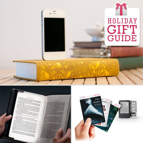 Geek is hooking you up with a gift guide for the bookworms, lit lovers, and aspiring novelists in your life.