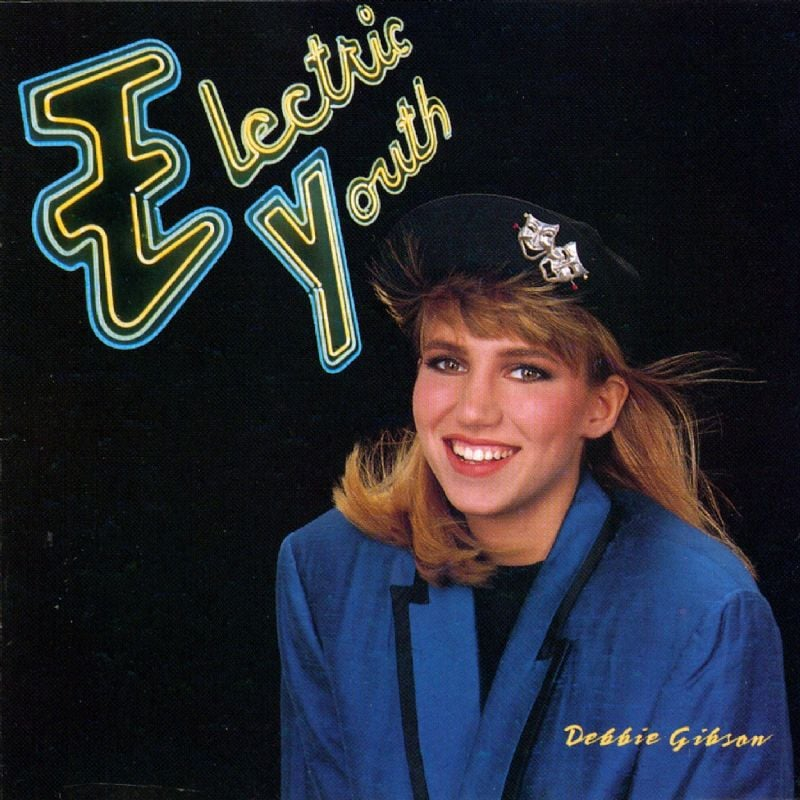 Electric Youth by Debbie Gibson My dad took my best friend and I to Tower Records and let us each pick our first tapes (that's right, cassette tapes). She went for Billy Joel, I went for Debbie Gibson. I think we were about 7. — Lisa Horten, associate moms editor