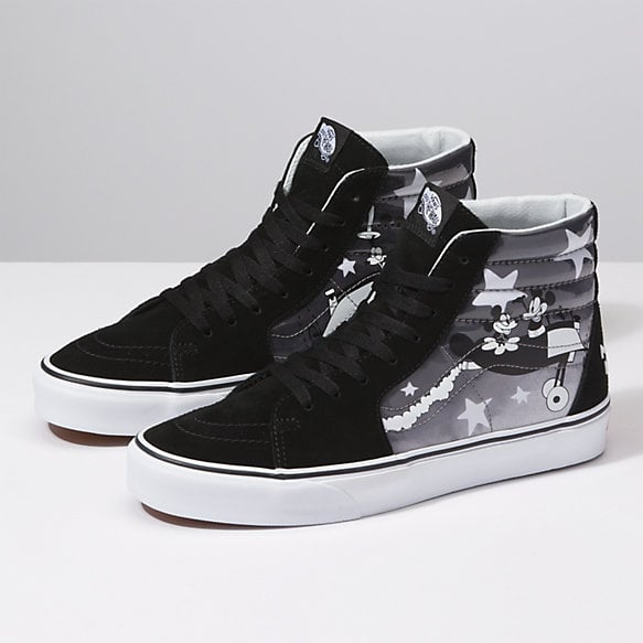 c10267fd248ad3 Disney x Vans Sk8-Hi in Plane Crazy True White