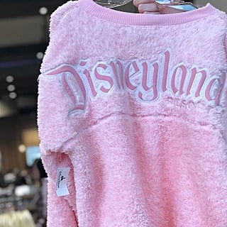 Disney Millennial Pink Fuzzy Spirit Jersey For Kids