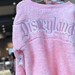 Disney Millennial Pink Fuzzy Spirit Jersey For Kids