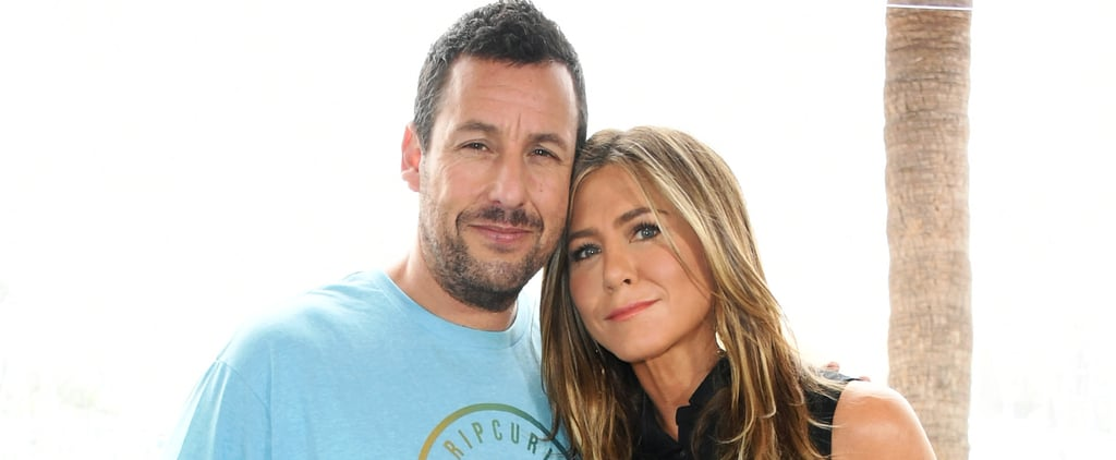 Jennifer Aniston and Adam Sandler Quotes About Kissing Scene