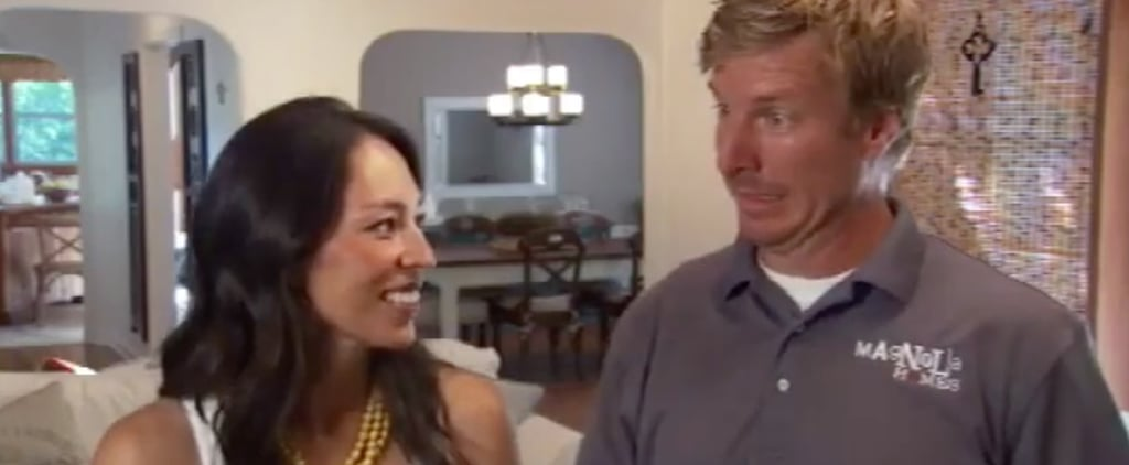 This Clip of Chip and Joanna Gaines Shooting Their Pilot Episode Proves They've Come a Long Way