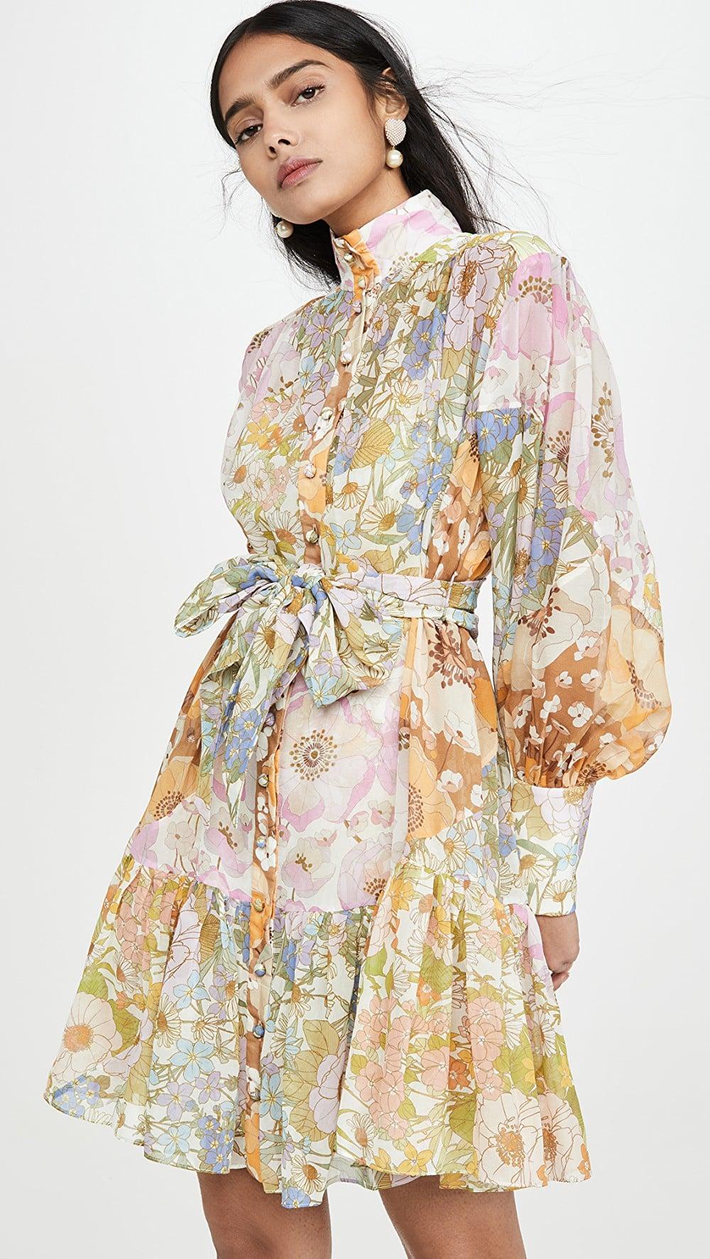Best Floral Dresses 2020 Popsugar Fashion
