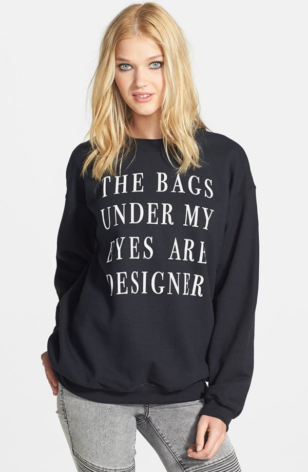 Madison & Berkeley Graphic Sweatshirt