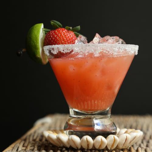 Strawberry Margaritas
