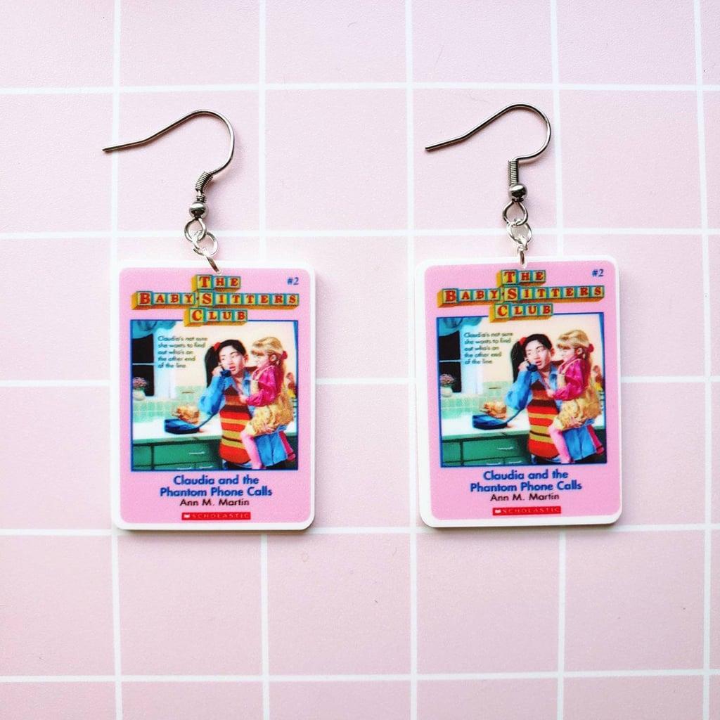 The Baby-Sitters Club Earrings