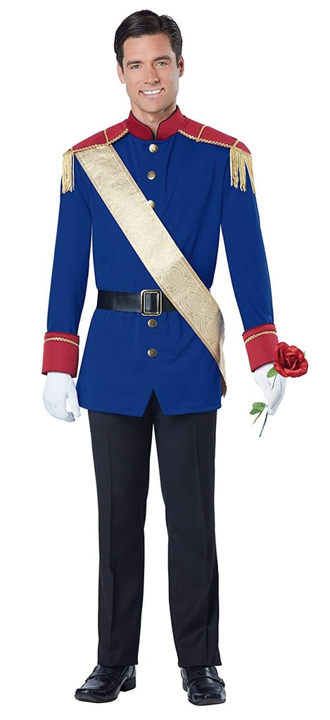 Men's Prince Charming Costume