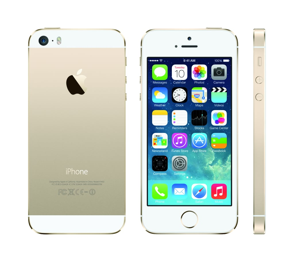 The Gold Standard: iPhone 5s