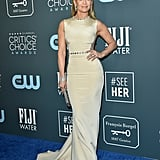 Jennifer Lopez at the 2020 Critics' Choice Awards