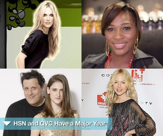 QVC and HSN Celebrity Lines