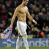 God Bless Cristiano Ronaldo and His Beautiful Abs