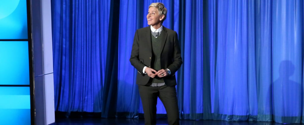 Ellen DeGeneres Says Everything You Were Secretly Thinking About Beyoncé's Maternity Shoot
