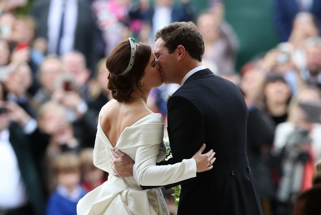 Princess Eugenie Wedding Photo on Instagram November 2018