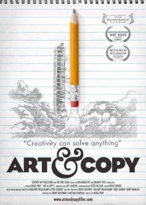 Movie Preview: Art and Copy