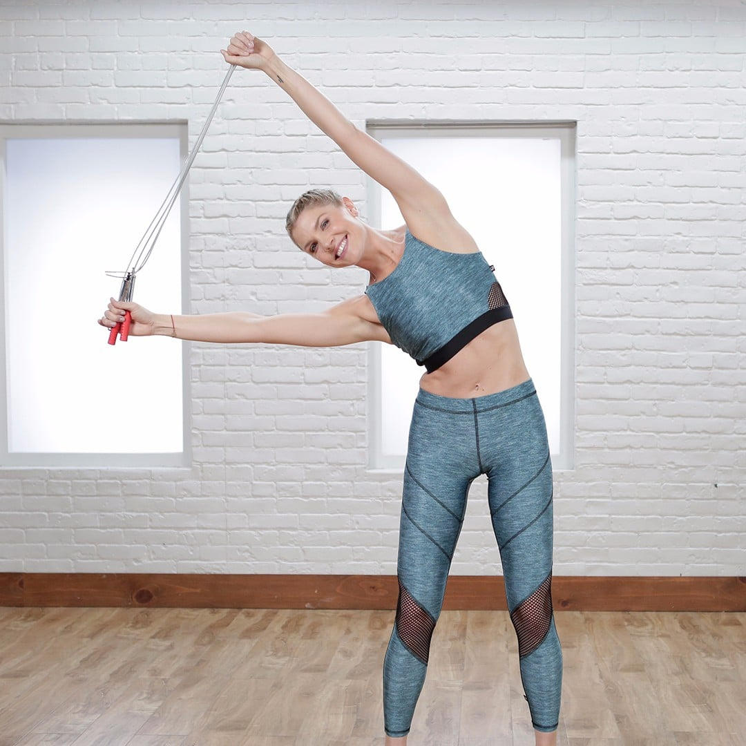 Jump Rope Workouts Popsugar Fitness Body Sculpture Skip 20 Minute Workout