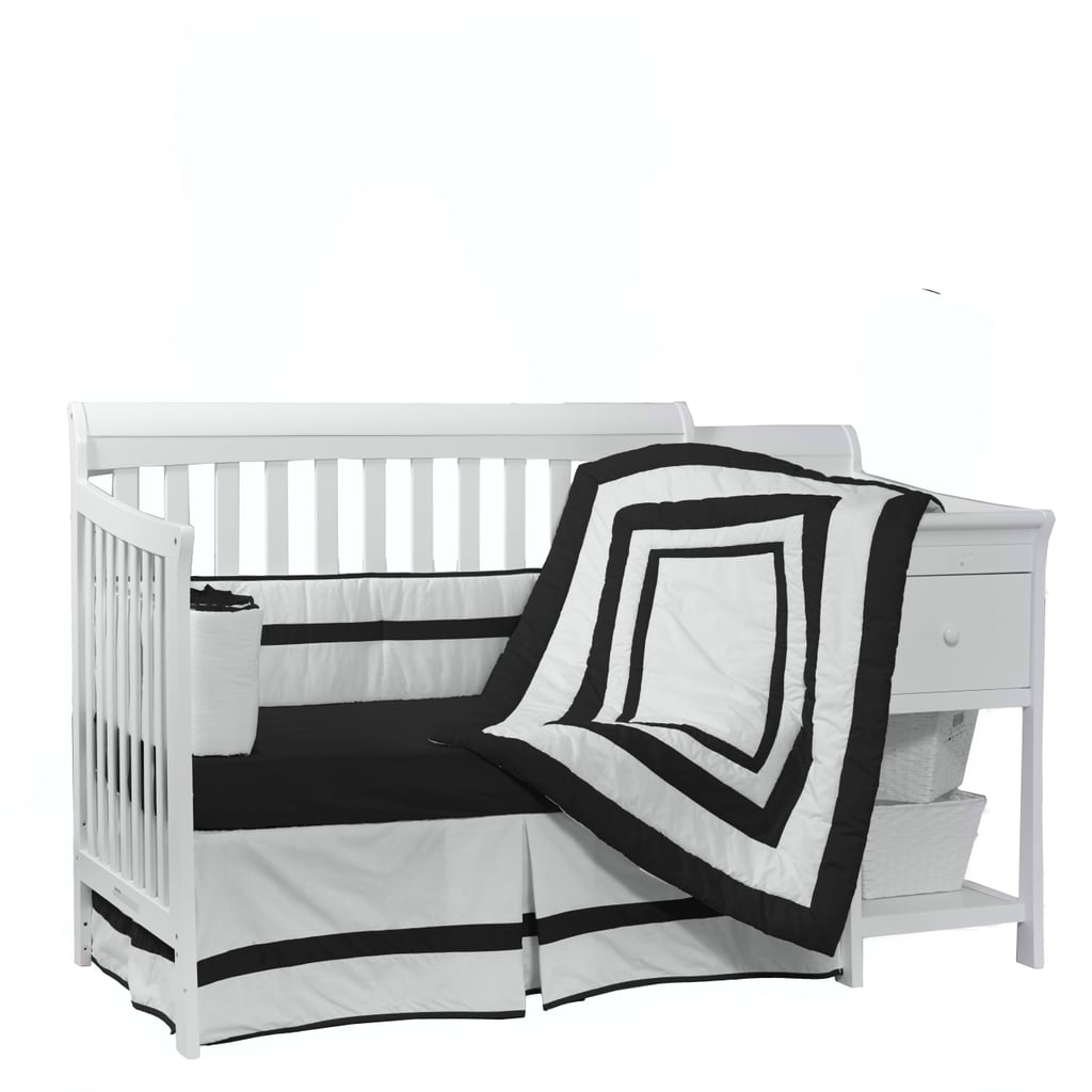 BabyDoll Bedding 4 Piece Crib Bedding Set
