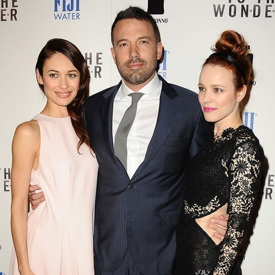 Ben Affleck and Rachel McAdams at To the Wonder Premiere