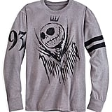 Jack Skellington Long Sleeve Tee ($47)