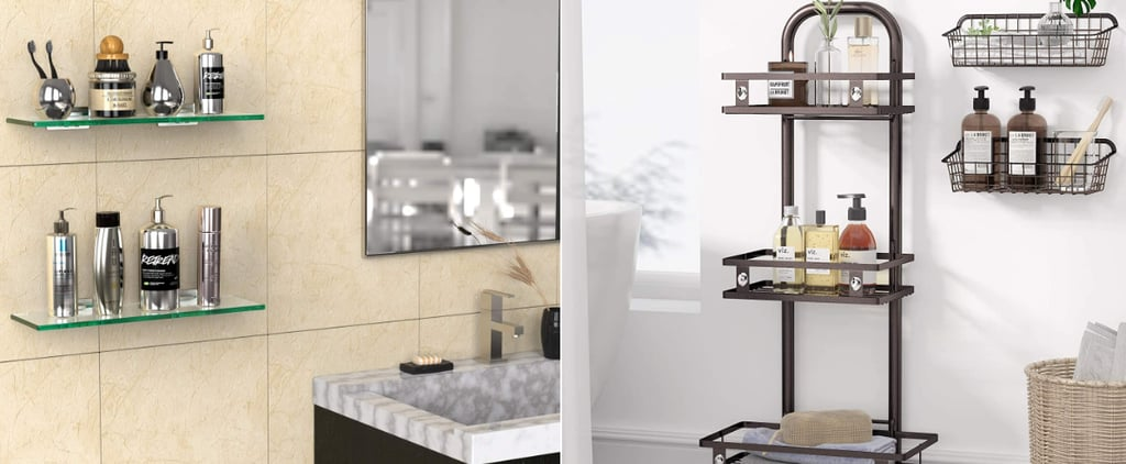 The Best Shower Organizers on Amazon