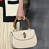 gucci bags fall 2017. the brand\u0027s signature bamboo handles are gucci bags fall 2017 i
