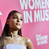 Ariana Grande Dress at 2018 Billboard Women in Music