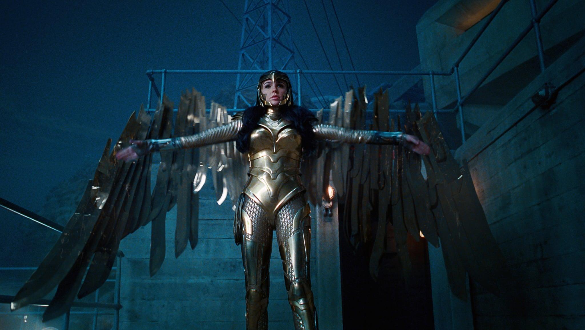 WONDER WOMAN 1984, Gal Gadot as Diana Prince / Wonder Woman, 2020.  Warner Bros. / Courtesy Everett Collection