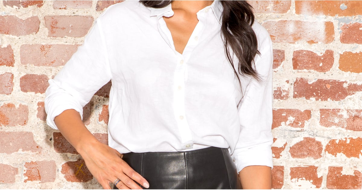 How to remove sweat stains popsugar smart living uk for Sweat stains on shirt