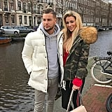 Olivia Attwood and Chris Hughes — 2017