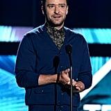 Justin Timberlake at 2016 Teen Choice Awards