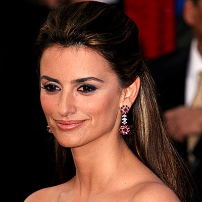 2008 Oscars: Colorful Earrings