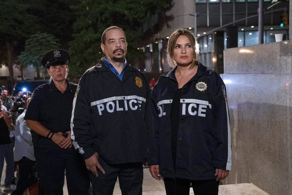 Law & Order: SVU Cast Hooded Sweatshirt