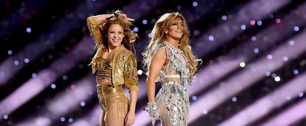 J Lo and Shakira Super Bowl Halftime Show Performance Video