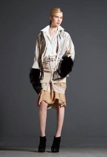 Balenciaga Pre-Fall 2009: A Taste of What's To Come ...