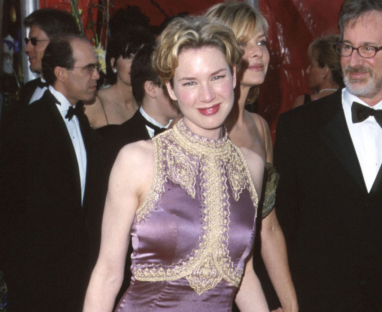 Renee Zellweger, 1999 | The Most Iconic Oscars Beauty Missteps of ...