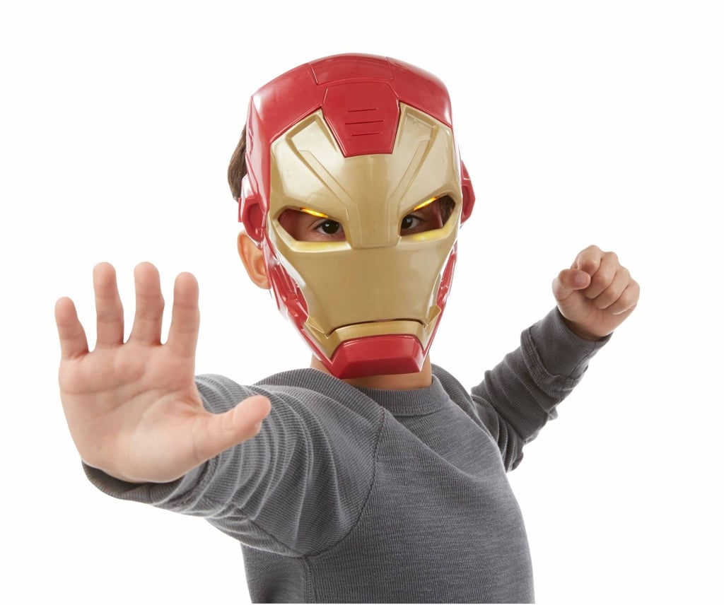 For 5-Year-Olds: Marvel Captain America: Civil War Iron Man Tech FX Mask
