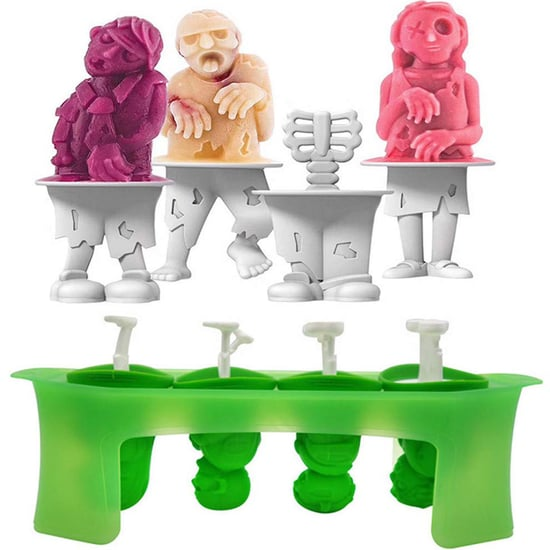 Spooky Zombie Popsicle Molds For Kids on Amazon