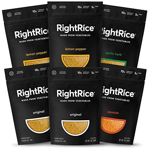 RightRice Variety Pack