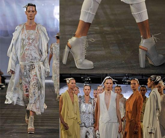 Spring 2011 New York Fashion Week: Alexander Wang 2010-09-13 00:45:52