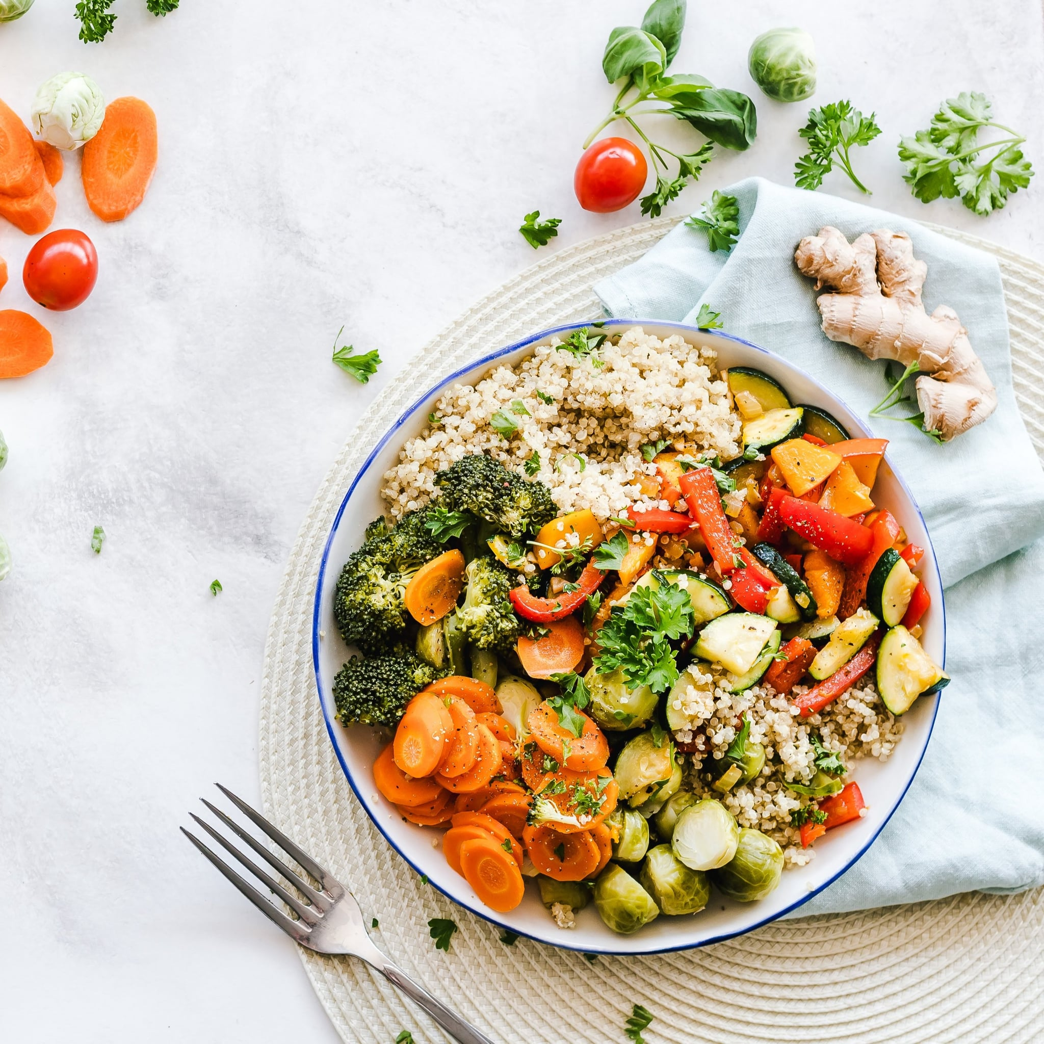 difference between mediterran diet and paleo