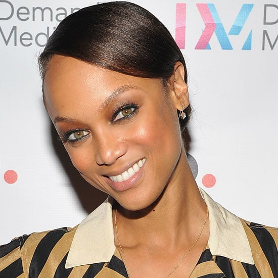 Tyra Banks Is Starting Her Own Website