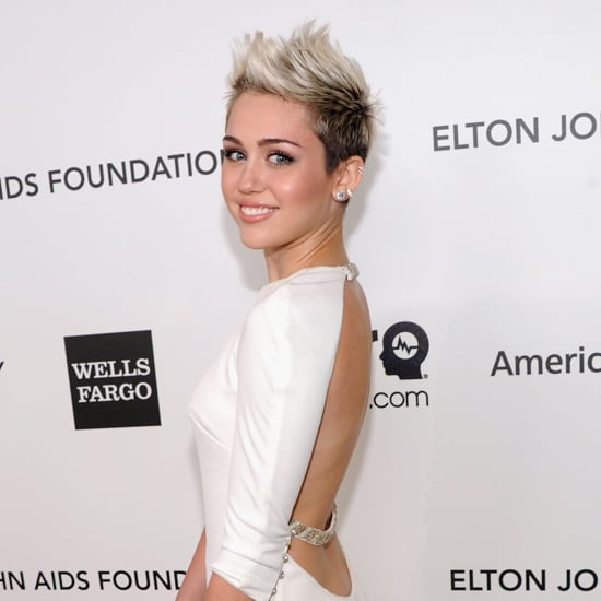 Celebrity Pictures at Elton John Oscar Viewing Party 2013