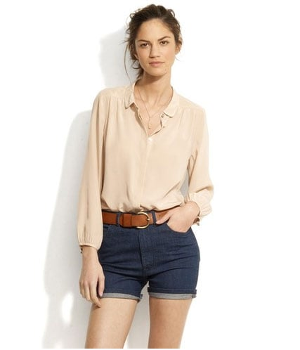 Christian Jean Shorts in Pebble Wash ($78)
