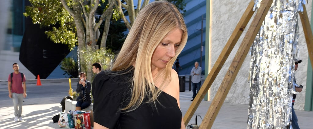 Gwyneth Paltrow's Magical Sandals Will Make You Feel Like You're Walking on Air