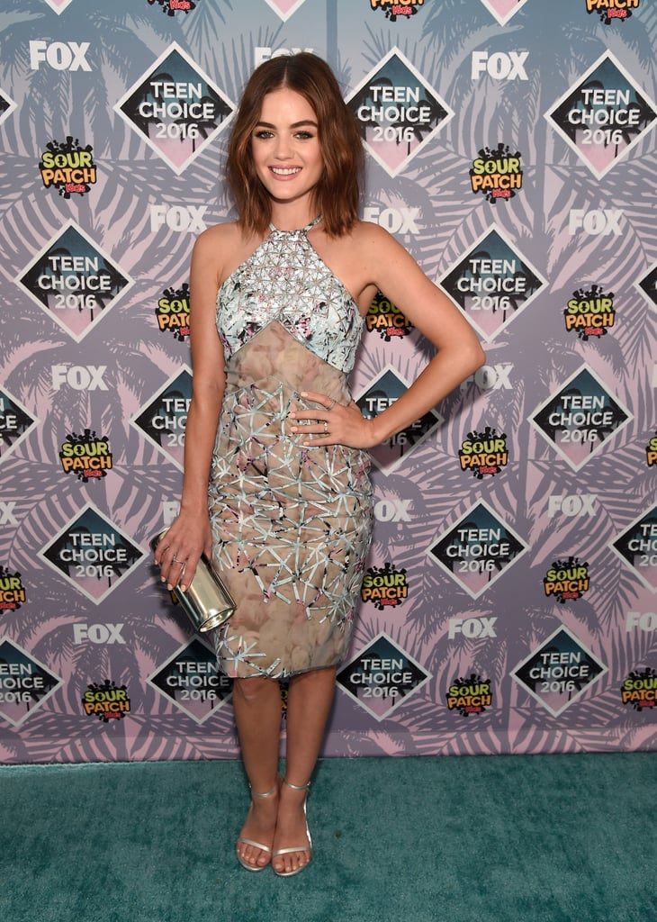 Teen Choice Awards Red Carpet Dresses 2016