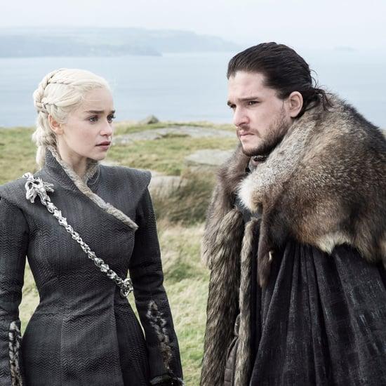 Jon Snow and Daenerys Sex Scene on Game of Thrones