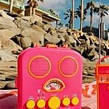 Sunnylife Beach Sounds Bluetooth Radio Speaker